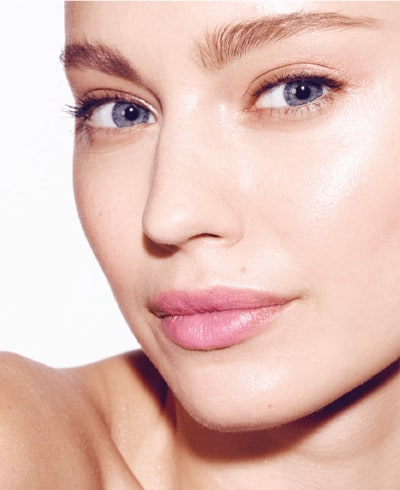 how to open up the pores