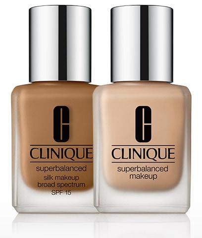 Superbalanced Silk Makeup Broad Spectrum Spf 15 Clinique