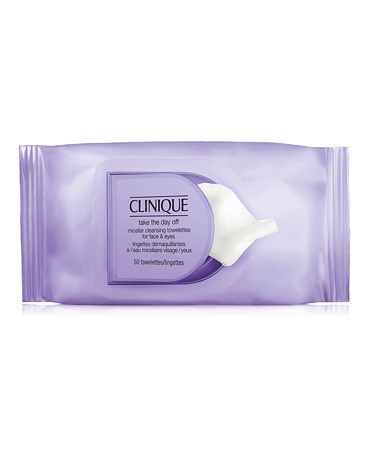 Clinique Take the Day Off™ Micellar Cleansing Towelettes for Face & Eyes