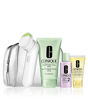 Cleansing by Clinique, Skin Types 1 & 2
