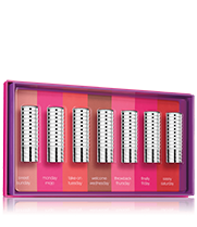 Days of the Week Lipstick Gift Set