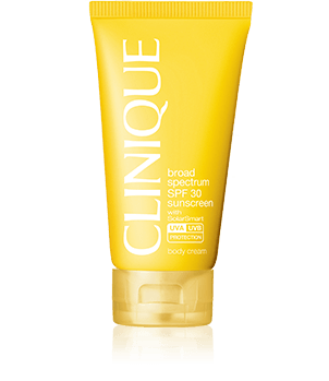 Clinique Sun Broad Spectrum SPF 30 Sunscreen Body Cream
