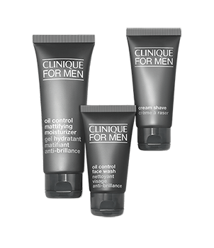 Clinique For Men Daily Oil Control Kit
