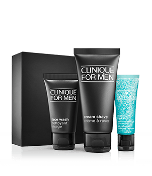Clinique For Men™ Starter Kit – Daily Intense Hydration