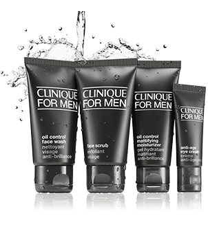 Clinique For Men™ Oil Control Essentials Kit