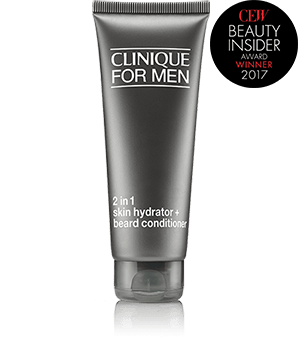 Clinique For Men™ 2 in 1 Skin Hydrator + Beard Conditioner