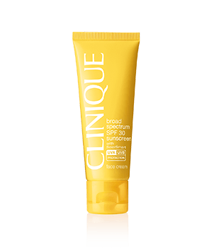 Broad Spectrum SPF 30 Sunscreen Oil-Free Face Cream