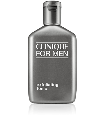 clinique for men exfoliating tonic clinique