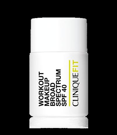 CliniqueFIT™ Workout Makeup Broad Spectrum SPF 40 | Clinique