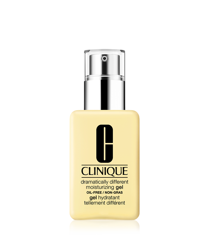 Clinique Dramatically Different Moisturizing Gel vs Lotion
